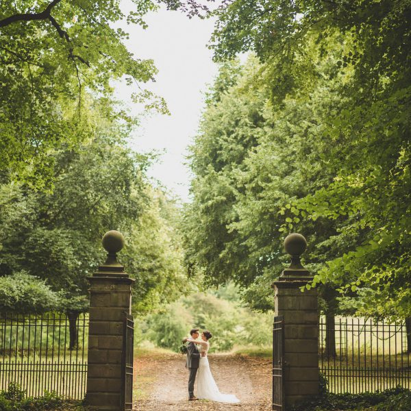 Chris and Belinda [Thrumpton Hall - Nottingham]