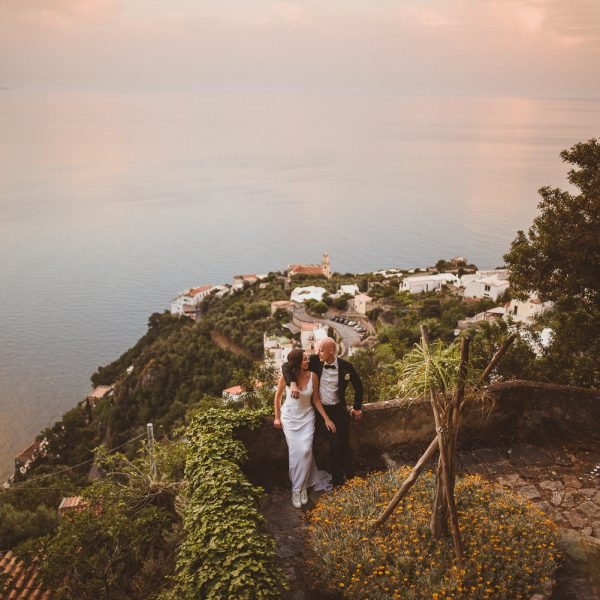 Ed and Keileigh [Amalfi Coast, Italy]