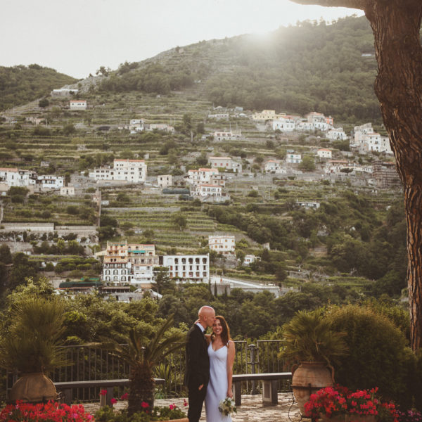 Ed and Kayleigh | Ravello, Italy